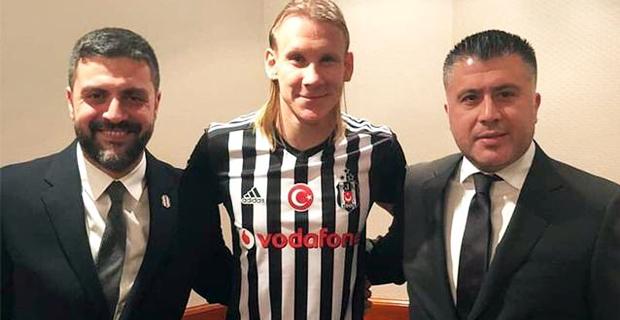 Domadoj Vida Beşiktaş'ta 24 numaralı formayı giyecek