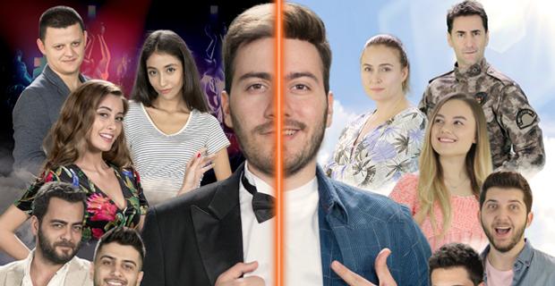 """""""Enes Batur Hayal Mi Gerçek Mi?"""" filminin afişi yayınlandı"""