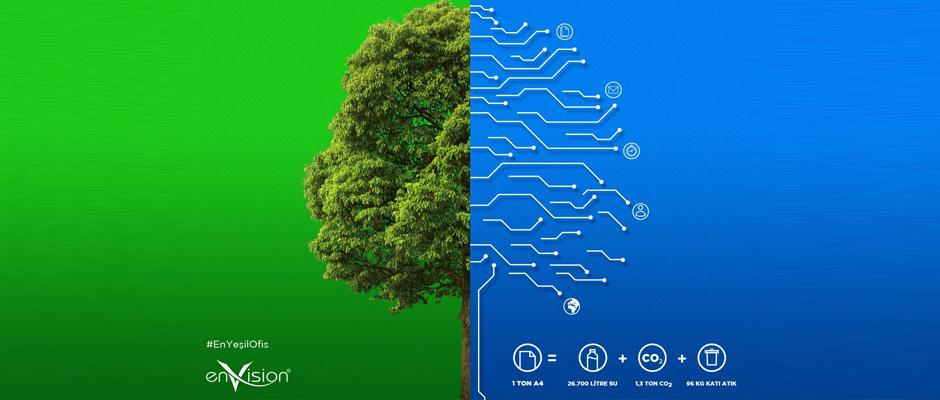Belediyelerde 'En Yeşil Ofis' araştırması sonuçları açıklandı