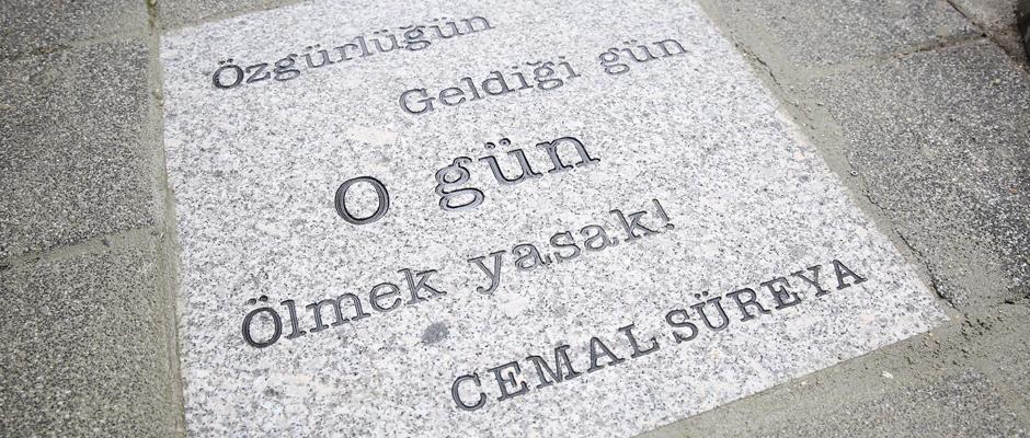 Cemal Süreya, Kadıköy Caddebostan Kültür Merkezi'nde anılacak