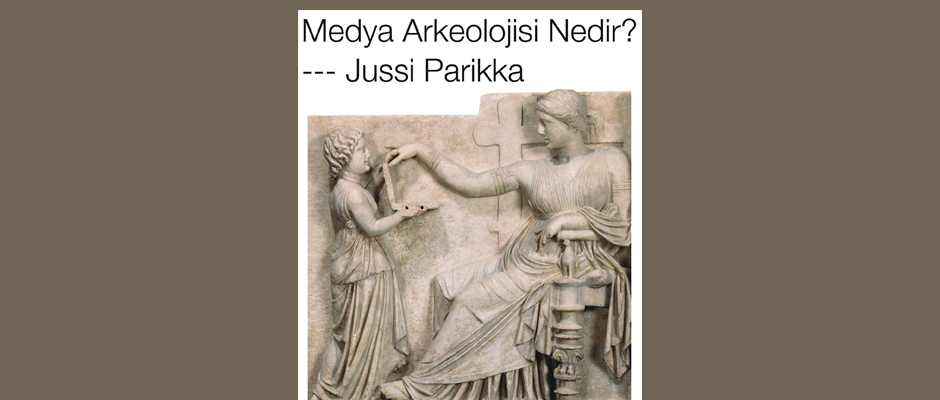 """Koç Üniversitesi Yayınları'ndan """"Medya arkeolojisi nedir?"""" söyleşisi"""