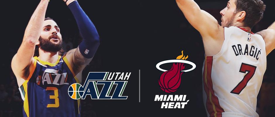 #NBASundays maçında Miami Heat evinde Utah Jazz'ı konuk ediyor