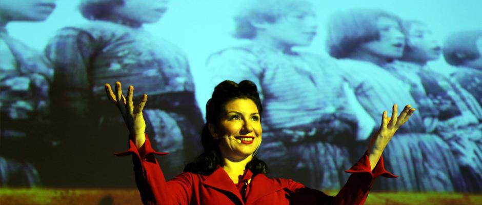 Pınar Ayhan'dan tek kişilik müzikal belgesel, hiç duymadığınız bir tarih: Orada Duruverseydi Zaman