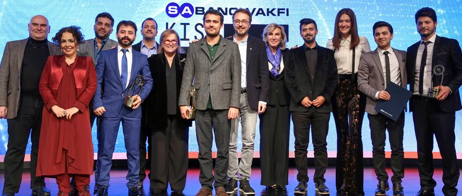 Sabancı Vakfı Kısa Film Yarışması'nda ödüller verildi