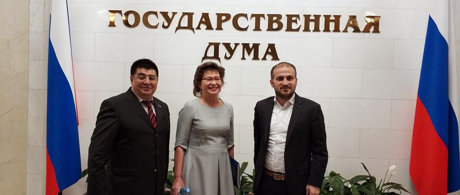 Türkiye'nin uluslararası ödüllü blockchain projesi Rusya'da