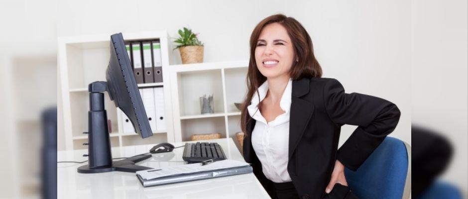 Yanlış ofis mobilyası kullanımı kalıcı hastalıklara neden oluyor