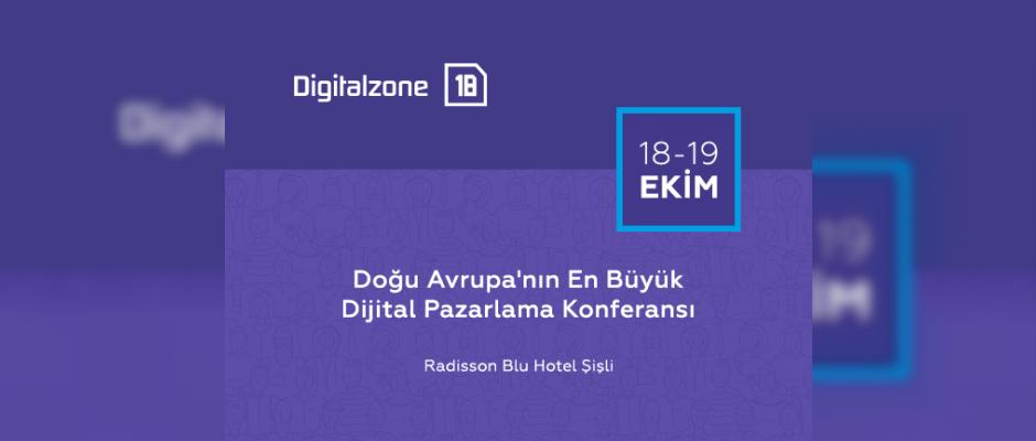 Fatih Özkösemen Digitalzone18'de!