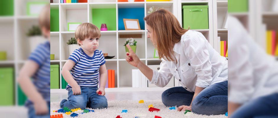 Çocuğunuzu çikolatayla kandırmayın, onun dilinde 'dur' deyin