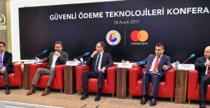 TOBB ve Mastercard iş birliği ile 'Güvenli Ödeme Teknolojileri Konferansı' yapıldı