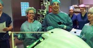 Ameliyatsız mide küçültme operasyonu yapıldı