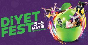DİYETFEST 2018: Türkiye'nin en büyük sağlıklı yaşam festivali