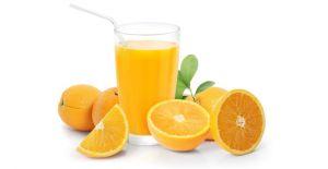 Hastalıktan korunmak ve vücut direncini artırmak için portakal suyu için