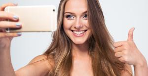 Selfie merakı sayesinde ağız ve diş sağlığına daha fazla önem verilmeye başlandı