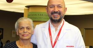 77 yaşında pankreas kanserinden kurtuldu