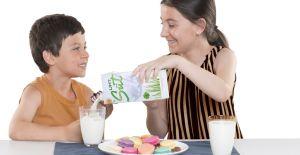 Doğru proteinin sırrı her gün iki bardak süt!
