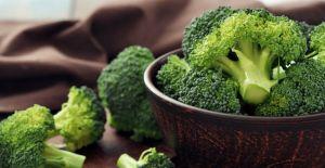 Brokoliyi suda haşlayarak tüketmeyin, buharda birkaç dakika pişirin veya çiğ tüketin
