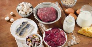 Sağlıklı bir hayat için B12 vitamini...