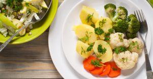 Ülserden muzdaripseniz buharda pişmiş yemekleri tercih edin