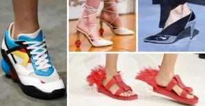 Siyah Dolgu Topuk Ayakkabı Modelleri...