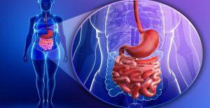 Bağırsak hastalığı ama ağız boşluğunu bile tutabiliyor
