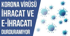 Korona Virüsü İhracat ve E-İhracatı...