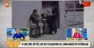 Canan Karatay#039;ın gençliği