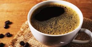 Sabah bir şey yemeden kahve içmek...