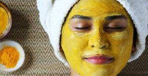 Aloe Vera amp; Zerdeçal Yüz Maskesi:...