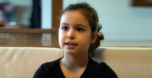 Duru 6 yaşında lösemi tanısı aldı, 8 yaşında sağlığına kavuştu